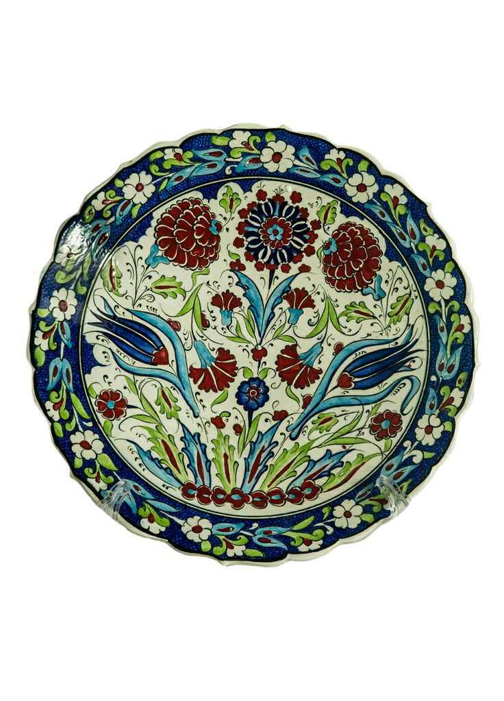 Turkish plate