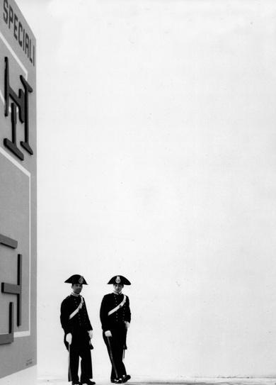 Nino Migliori - Fiera di Milano, 1954