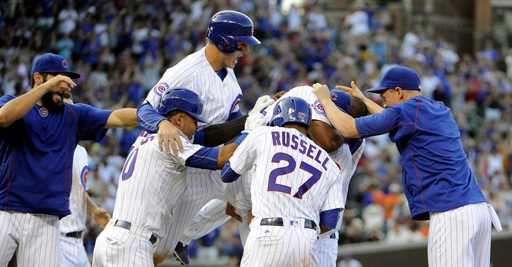 Keeping Score: For Cubs, Maybe Being the Best Won't Be Enough