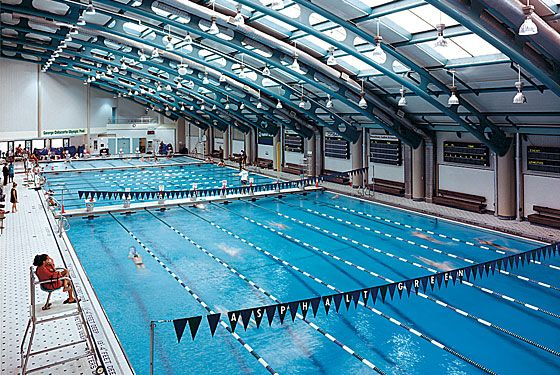 Asphalt Green New York-my new local pool