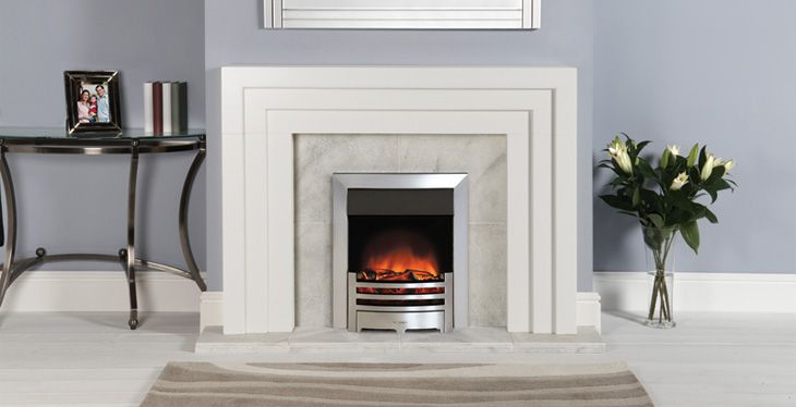 Logic Electric Fireplace