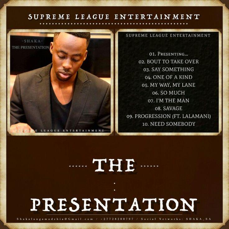 #ThePresentation