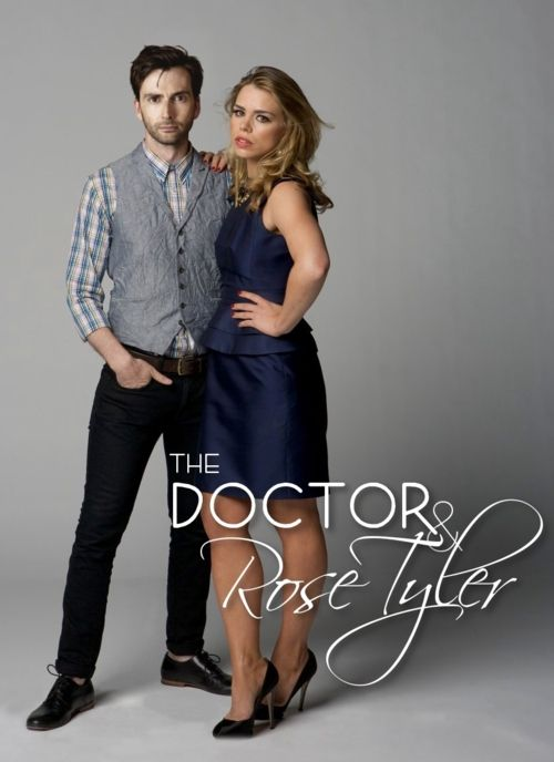 If they made a spin off of Rose and Meta-Doctor's life I would LEGIT watch that.