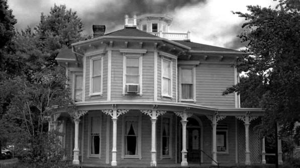 Old Slocum House. Haunted House in Vancouver, WA USA
