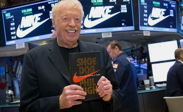 Phil Knight's 4 Business Lessons for Young Entrepreneurs http://www.charlesmilander.com/news/2018/03/phil-knights-4-business-lessons-for-young-entrepreneurs/ Want to Make money online?. http://amzn.to/2hGcMDx