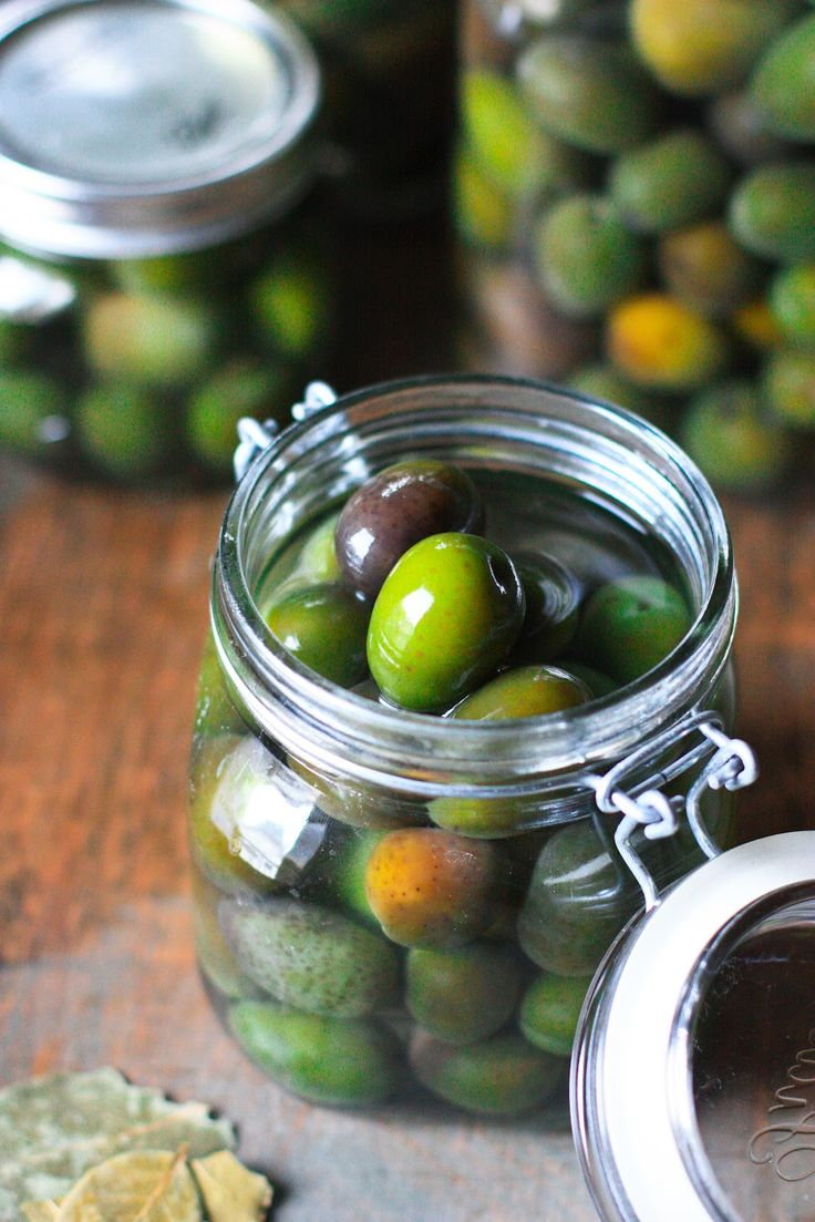 How to Cure Olives (via Feasting at Home)