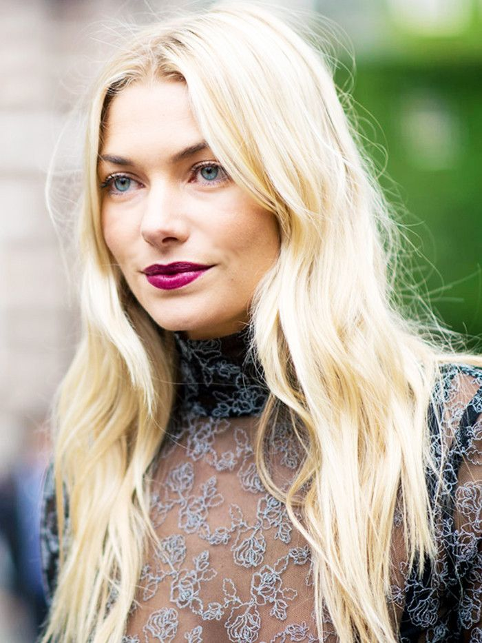This is The #1 Street Style Hair Trend From Fashion Month via @ByrdieBeautyUK