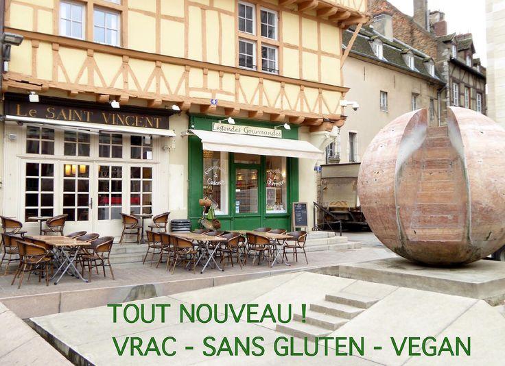 Légendes Gourmandes Chalon/Saône: Les Nouveautés 2017sont en rayon place Saint-Vincent! Info Chalon l'actualité de Info Chalon