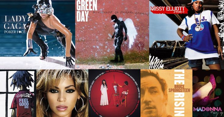 100 Best Songs of the 2000's