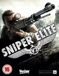 sniper elite v2 ( NAMELESS NOTORIOUS )