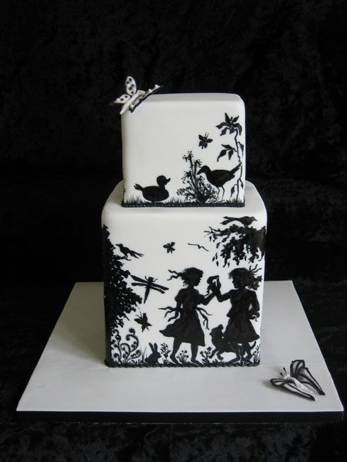 Hand painted woodland wedding dance for a civil union