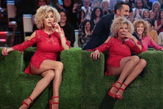 Eva Grimaldi, intervista hot a Quelli che il Calcio