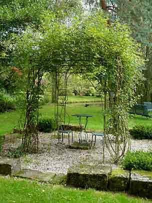 Jardins de l'Abbaye d'Autrey