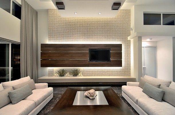 modern gostinaya 4 12+ Modern living room ideas