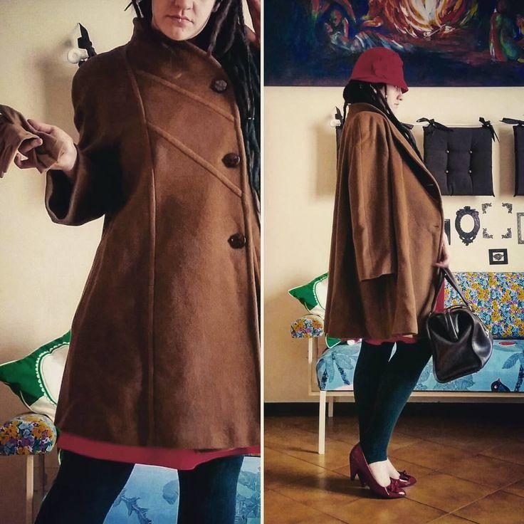 Collezione Capispalla #theitaliancabinet  Facebook/theitaliancabinet Etsy/theitaliancabinet  #vintageshop #vintagestyle #vintage #Style #italianjob #madeinitaly #dresses #coat