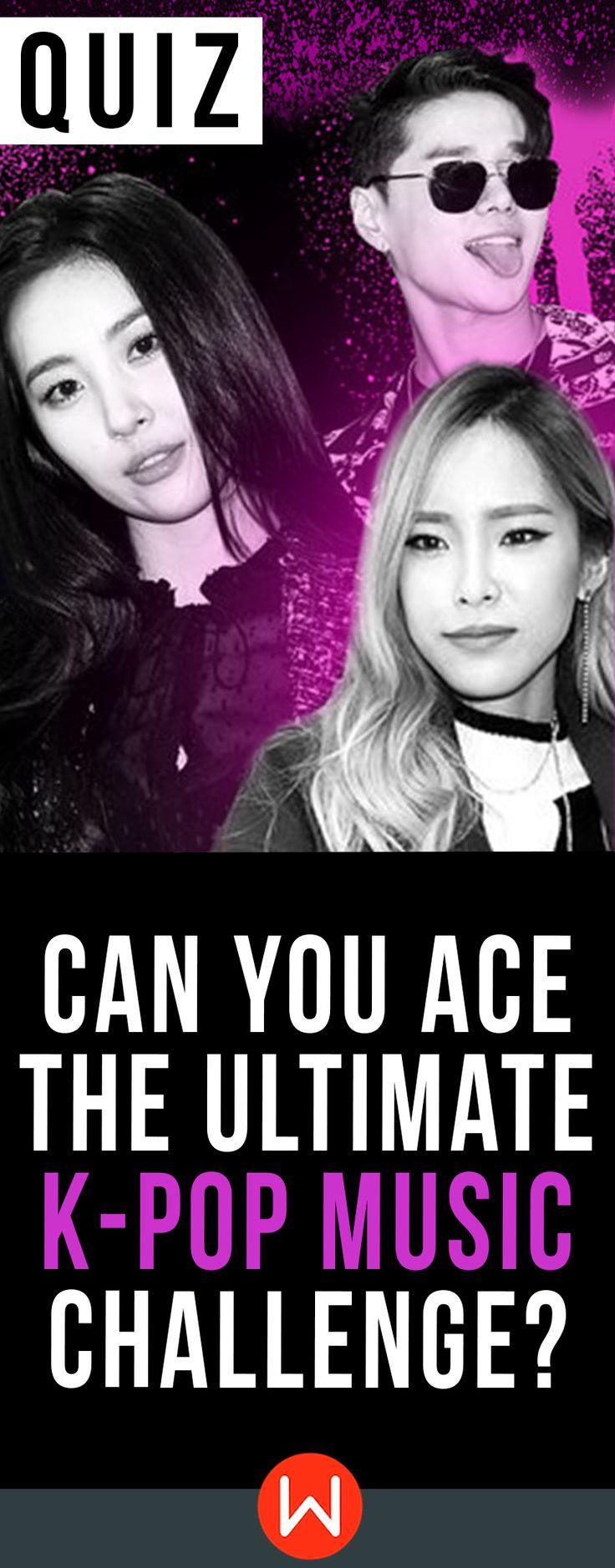 K-POP quiz: Can you ace this K-POP knowledge test? K-POP music quiz.buzzfeed quizzes, playbuzz quiz, fun test, music quiz. Are you daebak enough?