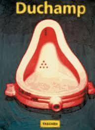 Image result for duchamp urinal