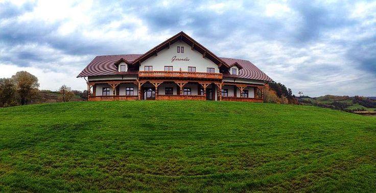 adelaparvu.com despre pensiunea Gerendas, Ghindari, judetul Mures, Romania, arhitect Eniko Leszai  (4)