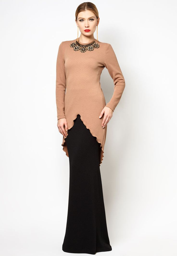 Evening dress zalora malaysia uniform