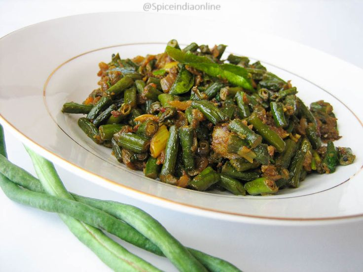 Long beans / Payathangai / Karamani are like any other beans except that the pod grows longer, about half a yard long and hence known as Yard long beans. They belong ...