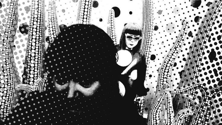 Even more #polkadots in #YayoiKusama exhibition at #HAMhelsinki # selfportraitsz 24/11 - Twitter-haku