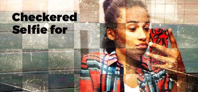 Prize: $30 Urban Outfitters Gift Card   Theme: Selfie with anything checkered