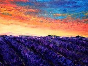 """Lavender in Provence"" by Alena Rumak"
