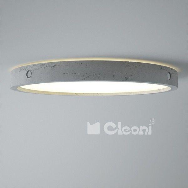 Lampy Cleoni  Omega 1000 Plafon - Cleoni - plafon nowoczesny    #design #promo #lamp #interior #Abanet #oświetlenie_Kraków #Cleoni  PF108g 1171P10A/BETM