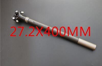 full carbon fiber bicycle seatpost MTB road bike parts super seat post 3k matte 27.2/30.8 /31.6 *350/400/450MM