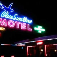 Tucumcari, NM - Blue Swallow Motel - Route 66