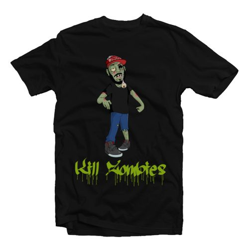 KILL ZOMBIES oleh Strobica Merch.