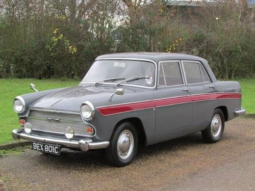 1960 Austin A60 Cambridge