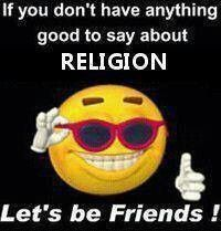 Atheism, Religion, God is Imaginary. If you don't have anything good to say about religion, let's be friends!