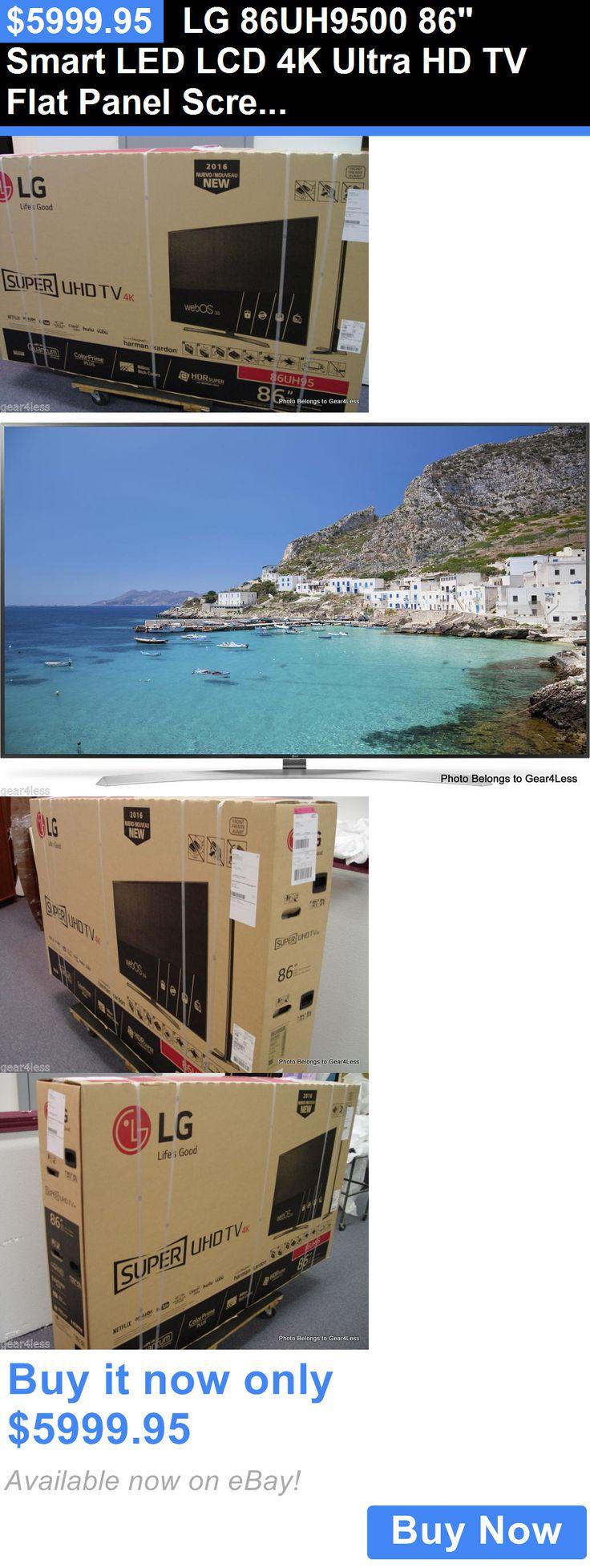 Smart TV Lg 86Uh9500 86 Smart Led Lcd 4K Ultra Hd Tv Flat