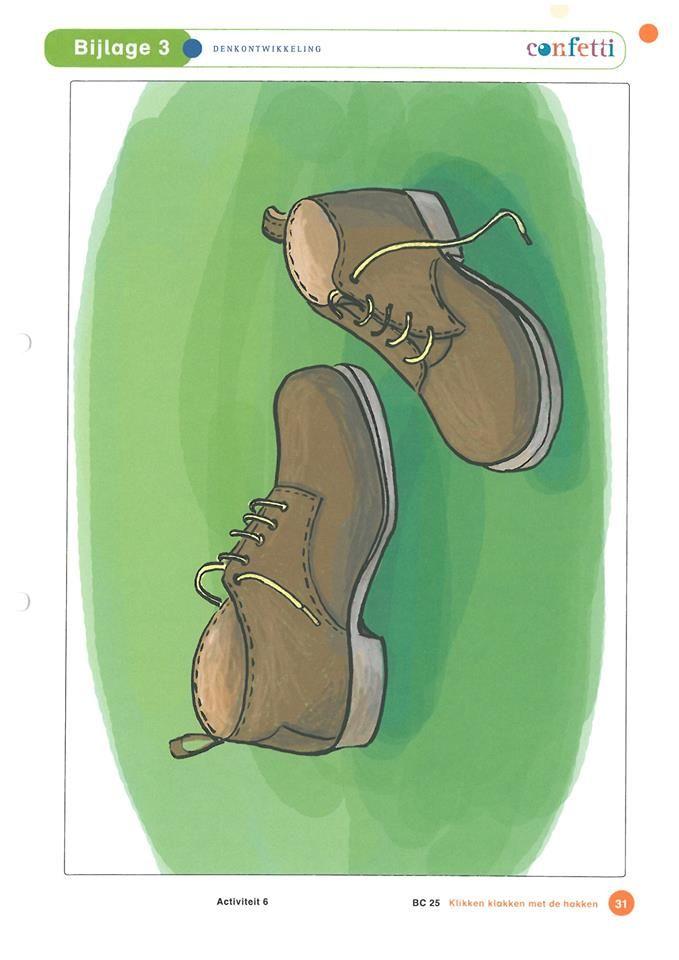 Soorten schoenen: herenschoenen.