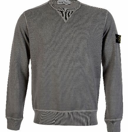Stone Island Dyed Grey Sweatshirt Stone Island Dyed Grey Sweatshirt maintains its signature detachable sleeve badge logo with a contemporary crew neck with ribbed cuffs and hem this sweatshirt provides a vintage look and effect with v http://www.comparestoreprices.co.uk/designer-sweatshirts/stone-island-dyed-grey-sweatshirt.asp