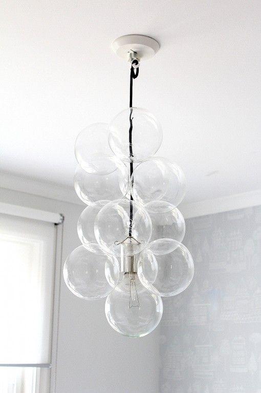 house doctor diy lamp diy lampa housedoctor lamp bubble lamp doctors ...