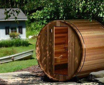 25 best ideas about barrel sauna on pinterest tiny tube saunas and outdoor sauna. Black Bedroom Furniture Sets. Home Design Ideas