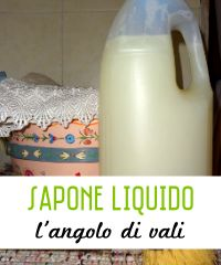 Sapone Liquido - L'Angolo di Vali