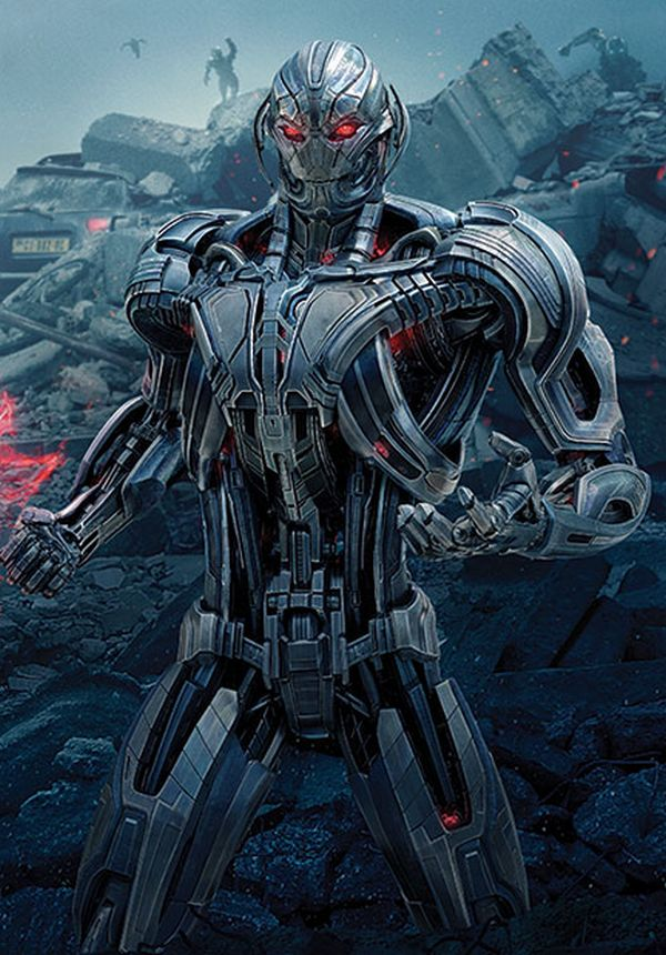 Ultron - Marvel Cinematic Universe Wiki - Wikia - Visit to grab an amazing super hero shirt now on sale!