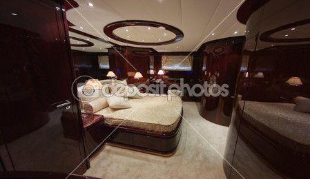 Italia, Toscana, viareggio, tecnomar nadara 88 yacht di lusso volare — Immagine Stock #6489011