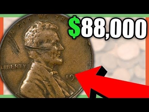 10 SUPER RARE PENNIES WORTH MONEY - LINCOLN PENNY COINS TO