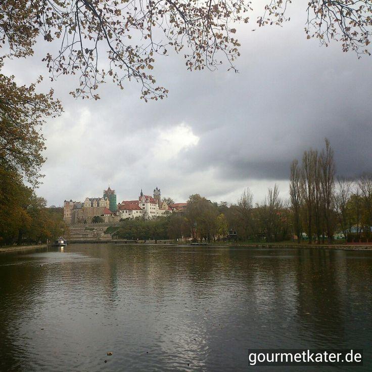 Schloss Bernburg und Saale #gourmetkater #travel #bernburg #saale #salzlandkreis