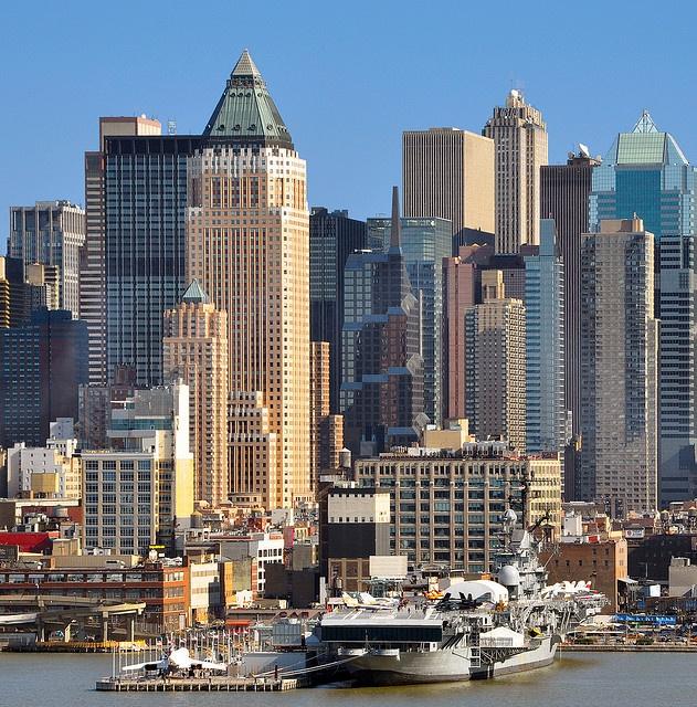 Manhattan To New York City: New York City, Manhattan, Space Museum