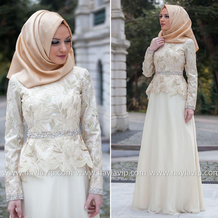 EVENING DRESS - EVENING DRESS - 4187E #hijab #naylavip #hijabi #hijabfashion #hijabstyle #hijabpress #muslimabaya #islamiccoat #scarf #fashion #turkishdress #clothing #eveningdresses #dailydresses #tunic #vest #skirt #hijabtrends