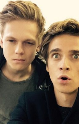 Caspar Lee's little sister(Joe Sugg fan fiction) #wattpad #fanfiction