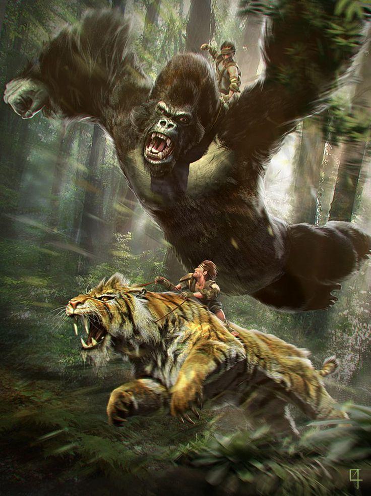 tigers vs warriors - 673×900