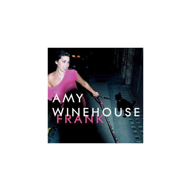 Amy Winehouse - Frank (Mercury) [Explicit Lyrics] (CD)
