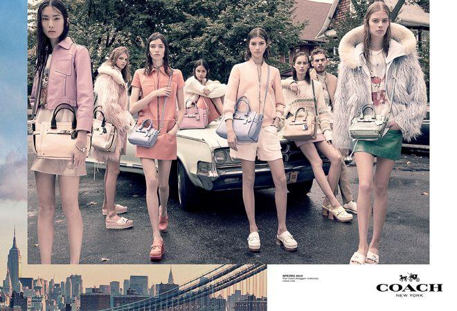 COACH 2015 Spring Ads   Fashionsnap.com