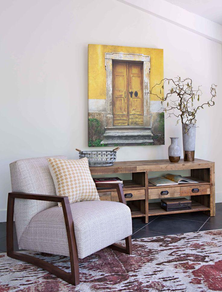 Picture Mustard Door. Accent ChairsMustardLiving SpacesIdeasUpholstered ...